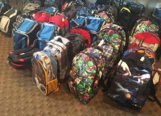 Block Support Backpacks